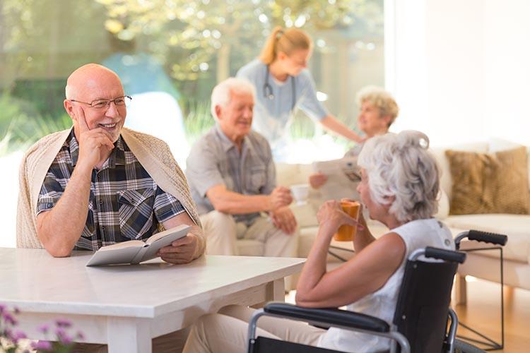 nursing care facility caregiver